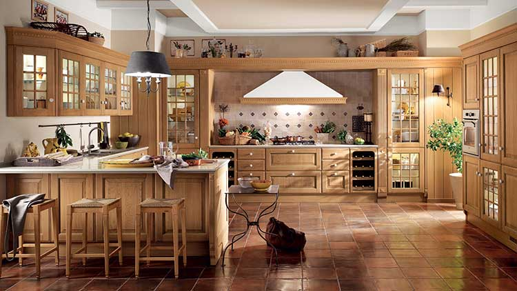 Emejing Scavolini Cucine In Muratura Contemporary - Design & Ideas ...
